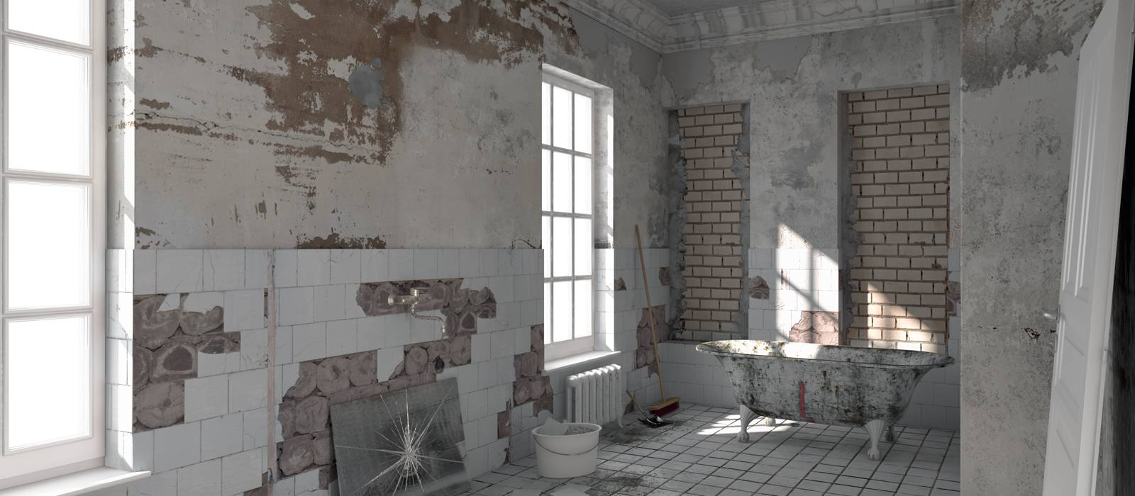 ¿Te apetece un baño nuevo?